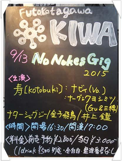 No Nukes Gig2015