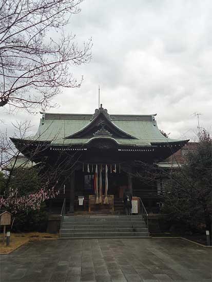 桜神宮 大祓2016年