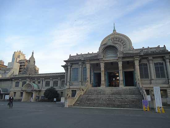 築地本願寺1